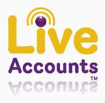 MYOB LiveAccounts Logo